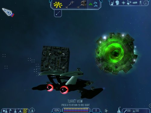 The Starport A Freelancer Game Fansite News - Minecraft server erstellen spacecraft