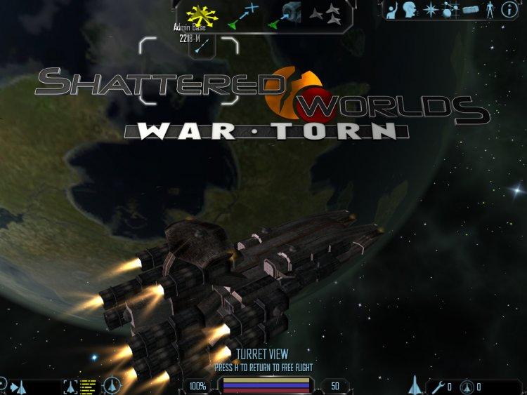 Shattered Worlds: War Torn