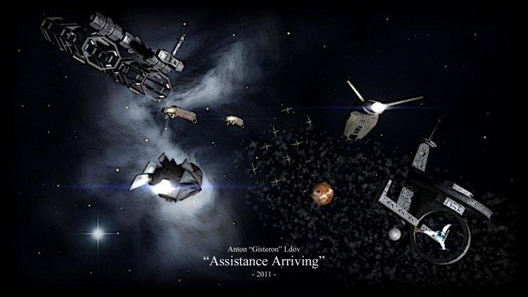 """Assistance Arriving"""