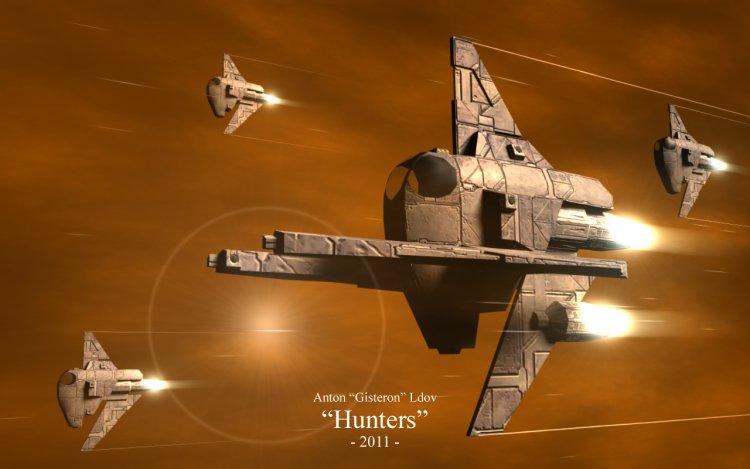"""Hunters"""
