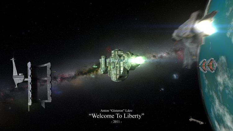 """""""Welcome To Liberty"""""""