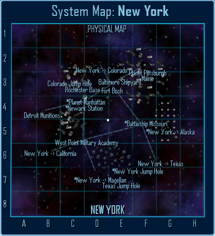 Freelancer new york system trade routes